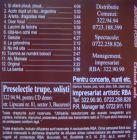 Album Marina Voica Cantecele Mele verso