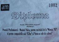 Diploma Marina Voica 7