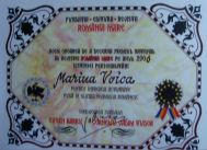 Diploma Marina Voica 8