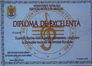 Diploma Marina Voica 16