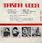 Album Marina Voica Tico Tico verso